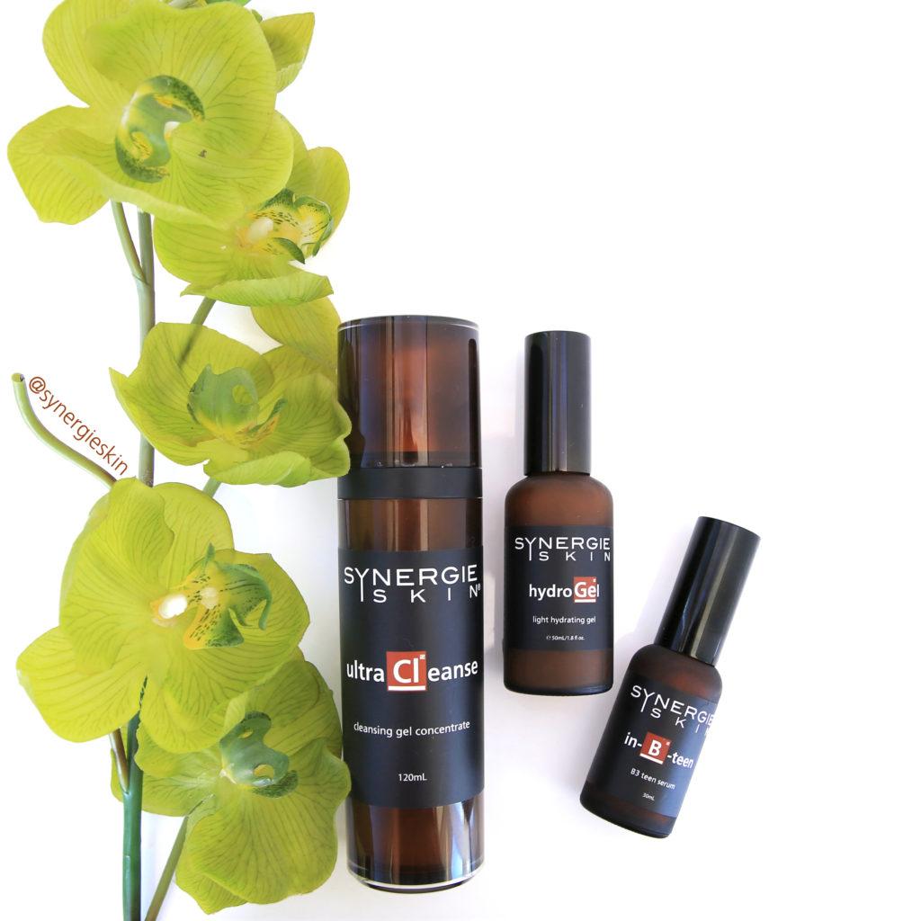 synergie skin acne